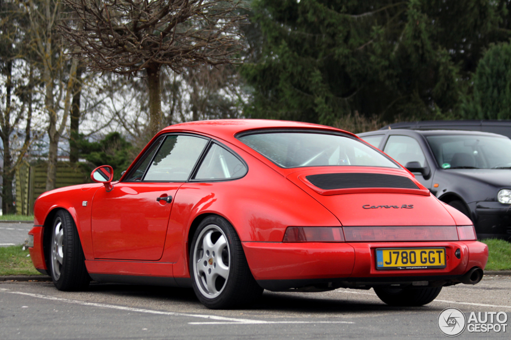 porsche 964 carrera rs 2 june 2013 autogespot. Black Bedroom Furniture Sets. Home Design Ideas