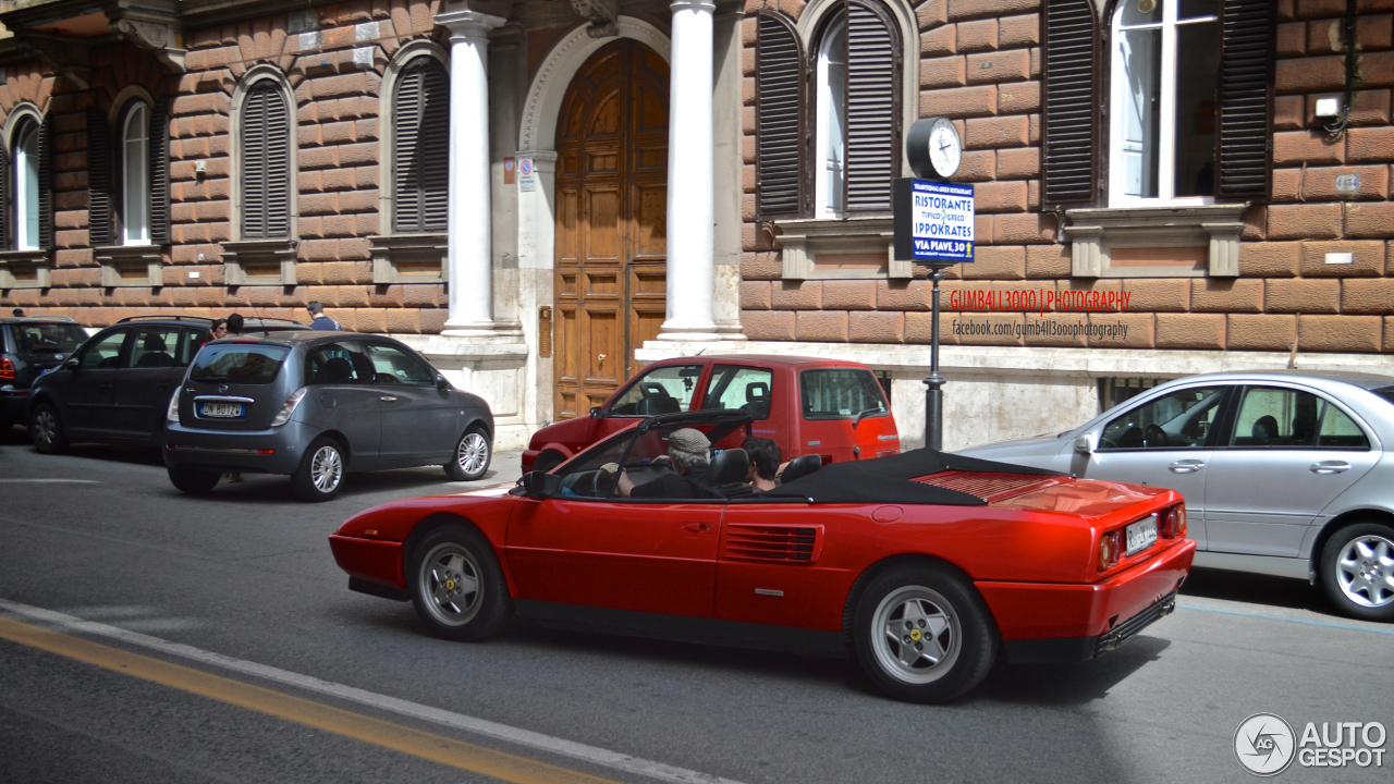 ferrari mondial t cabriolet 4 june 2013 autogespot. Black Bedroom Furniture Sets. Home Design Ideas