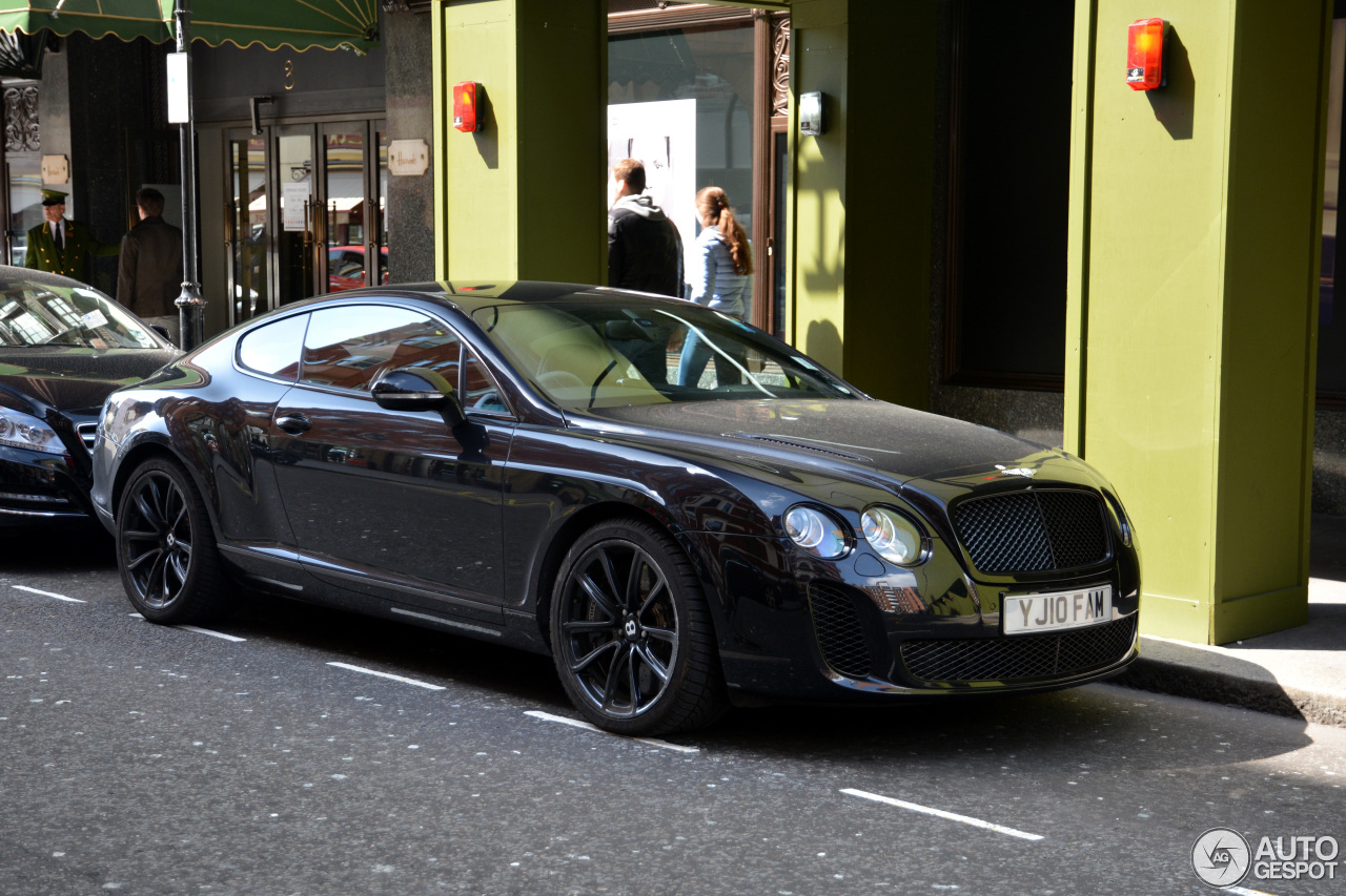 bentley continental supersports coup 7 june 2013 autogespot. Cars Review. Best American Auto & Cars Review