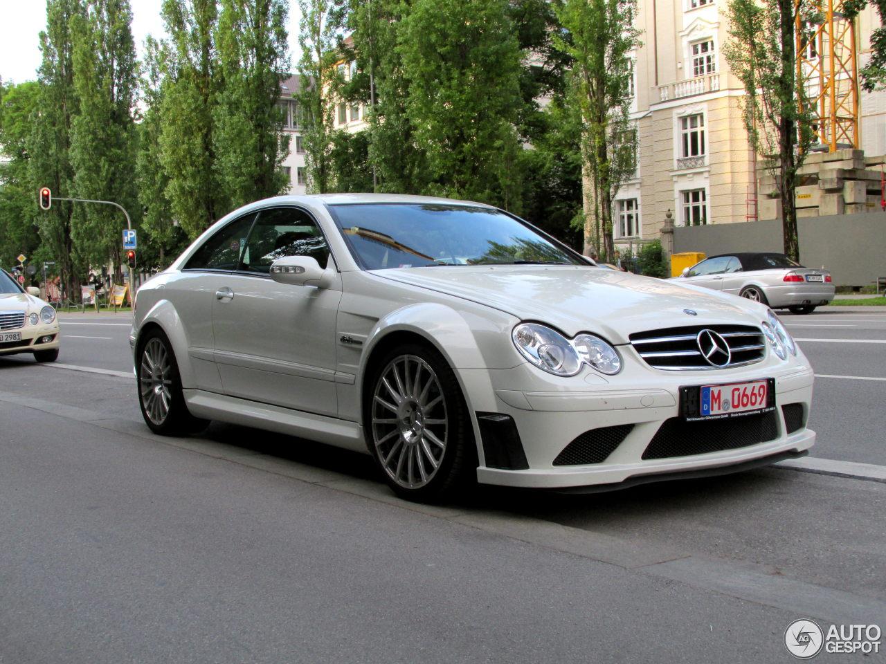 Mercedes benz clk 63 amg black series 7 june 2013 for Mercedes benz clk 2013