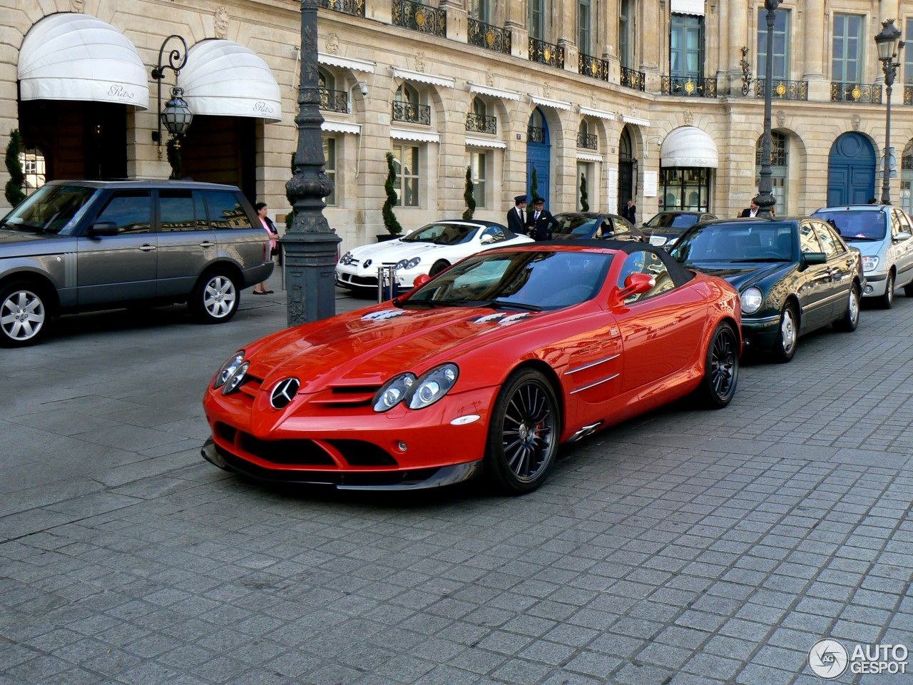 Mercedes Benz Slr Mclaren Roadster 722 S 7 Juin 2013