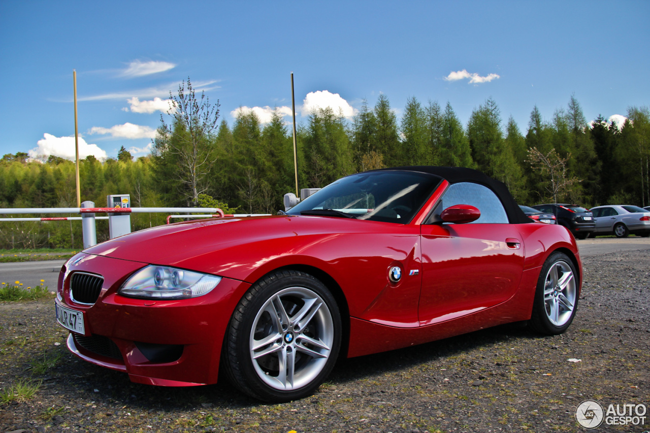 Bmw Z4 M Roadster 9 Juni 2013 Autogespot