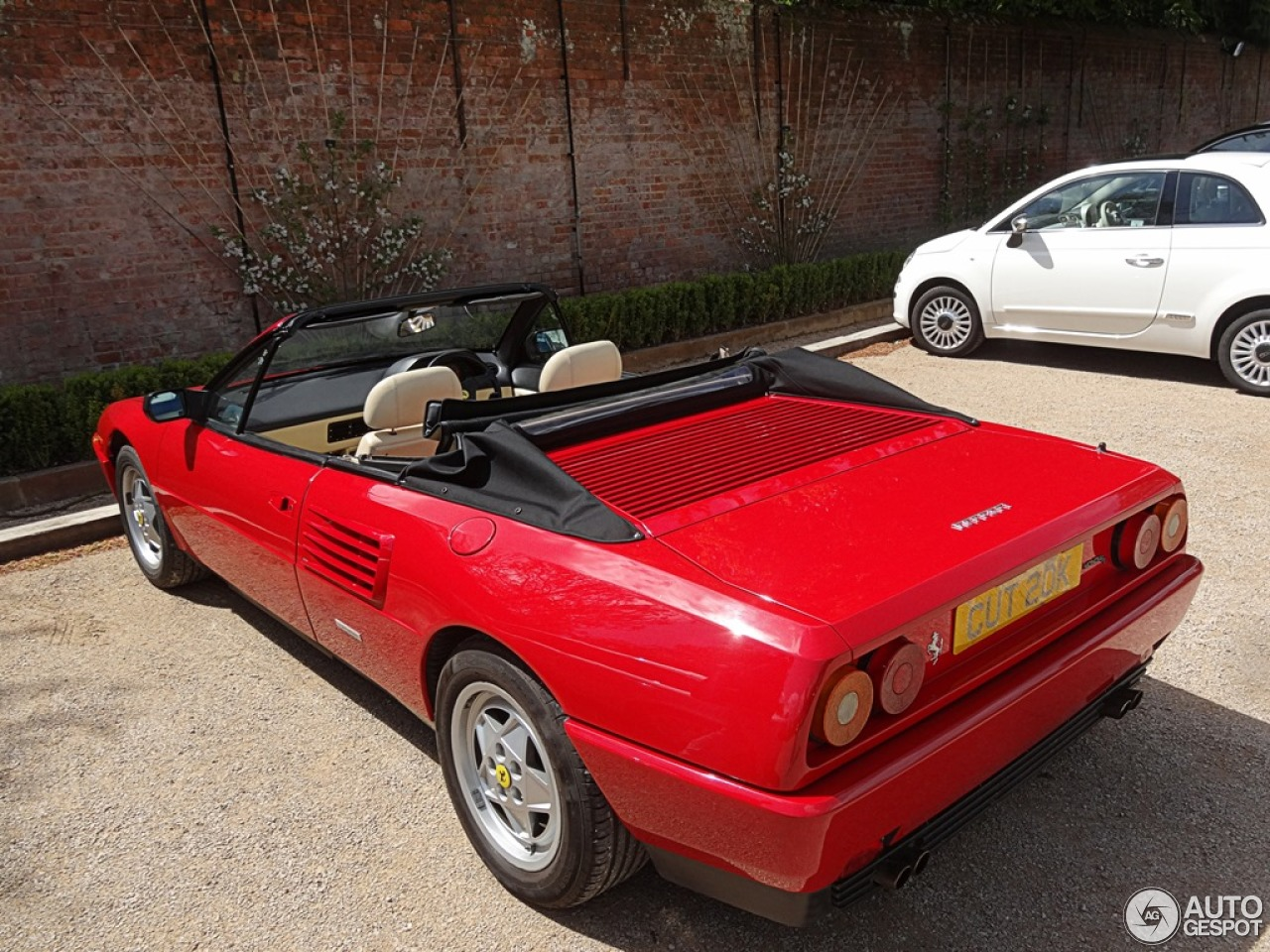 ferrari mondial t in vendita ferrari waa2 usato 3 4 t ferrari mondial 1989 km in moncalieri to. Black Bedroom Furniture Sets. Home Design Ideas