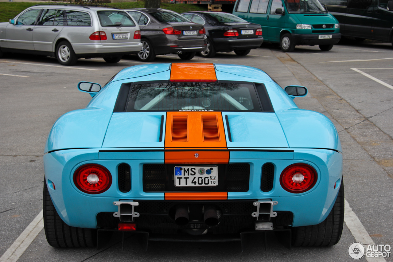 Elegant I Ford Gt Heritage Edition With Ford Gt Blue