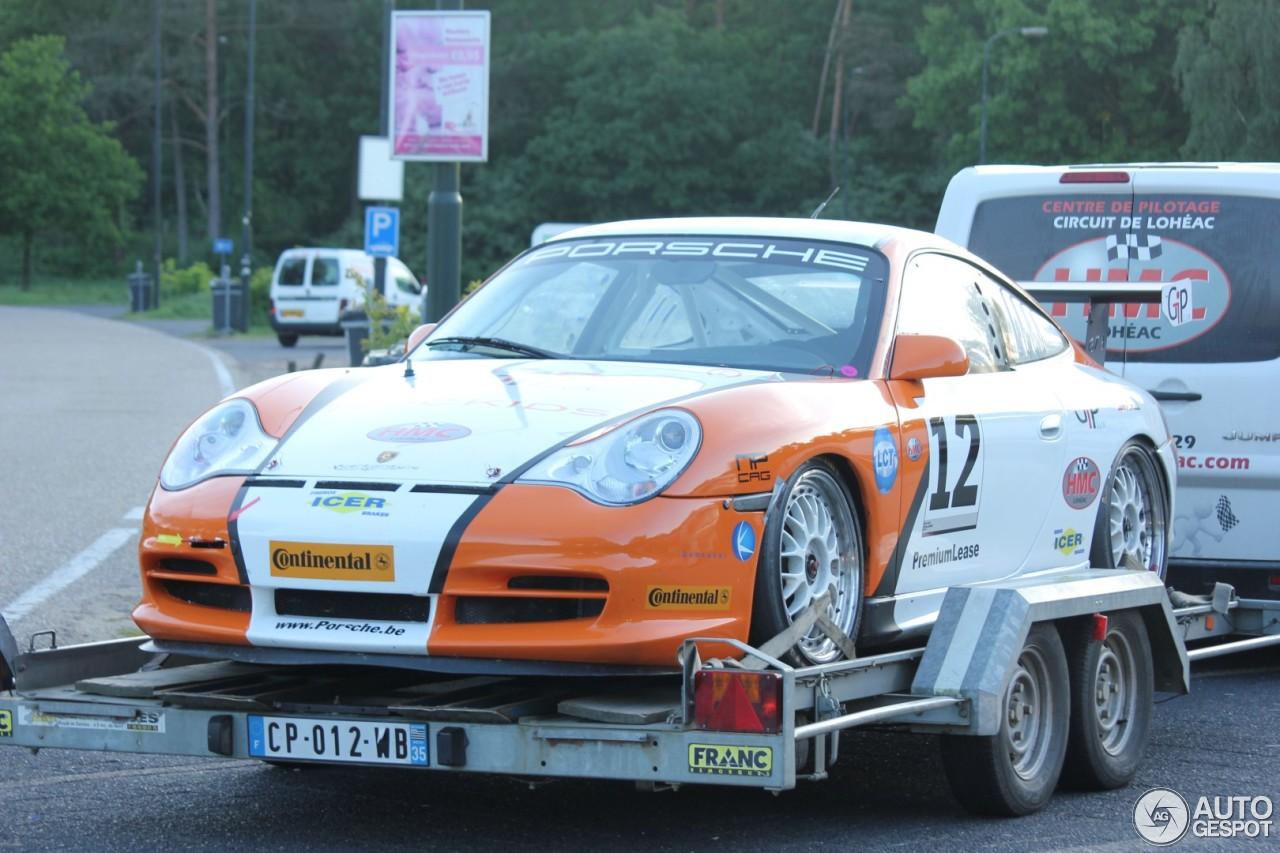 2004 Porsche 996 Cup For Sale: Porsche 996 GT3 CUP