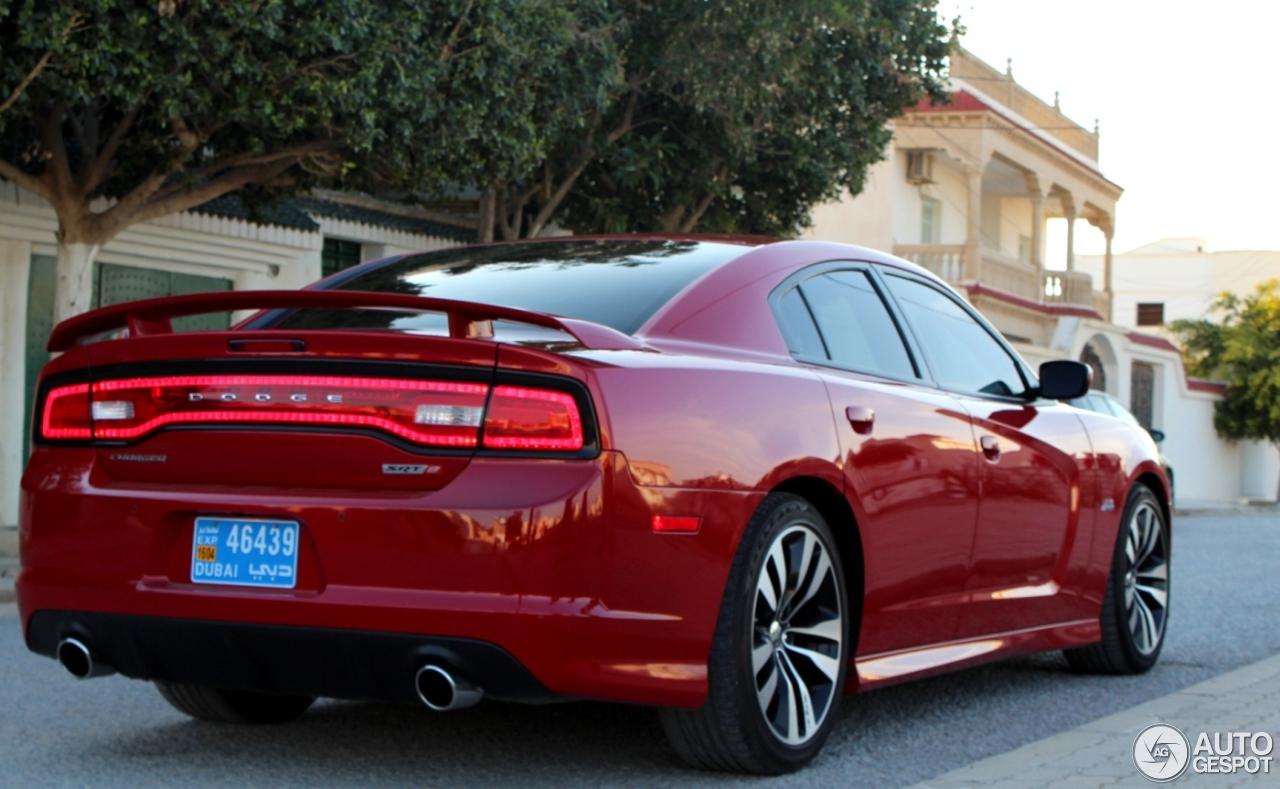 Dodge Charger Srt 8 2012 12 June 2013 Autogespot