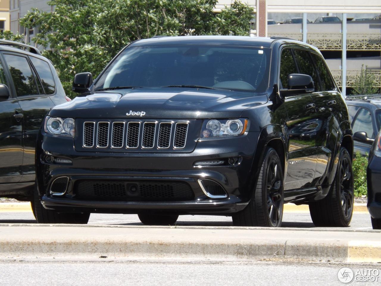 jeep grand cherokee srt 8 2012 13 june 2013 autogespot. Black Bedroom Furniture Sets. Home Design Ideas