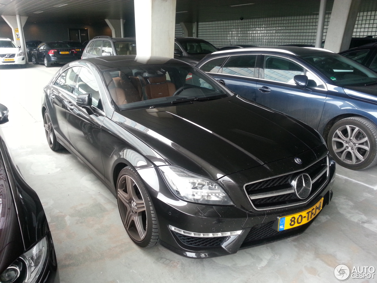 Mercedes benz cls 63 amg c218 13 june 2013 autogespot for 2013 mercedes benz cls 63 amg