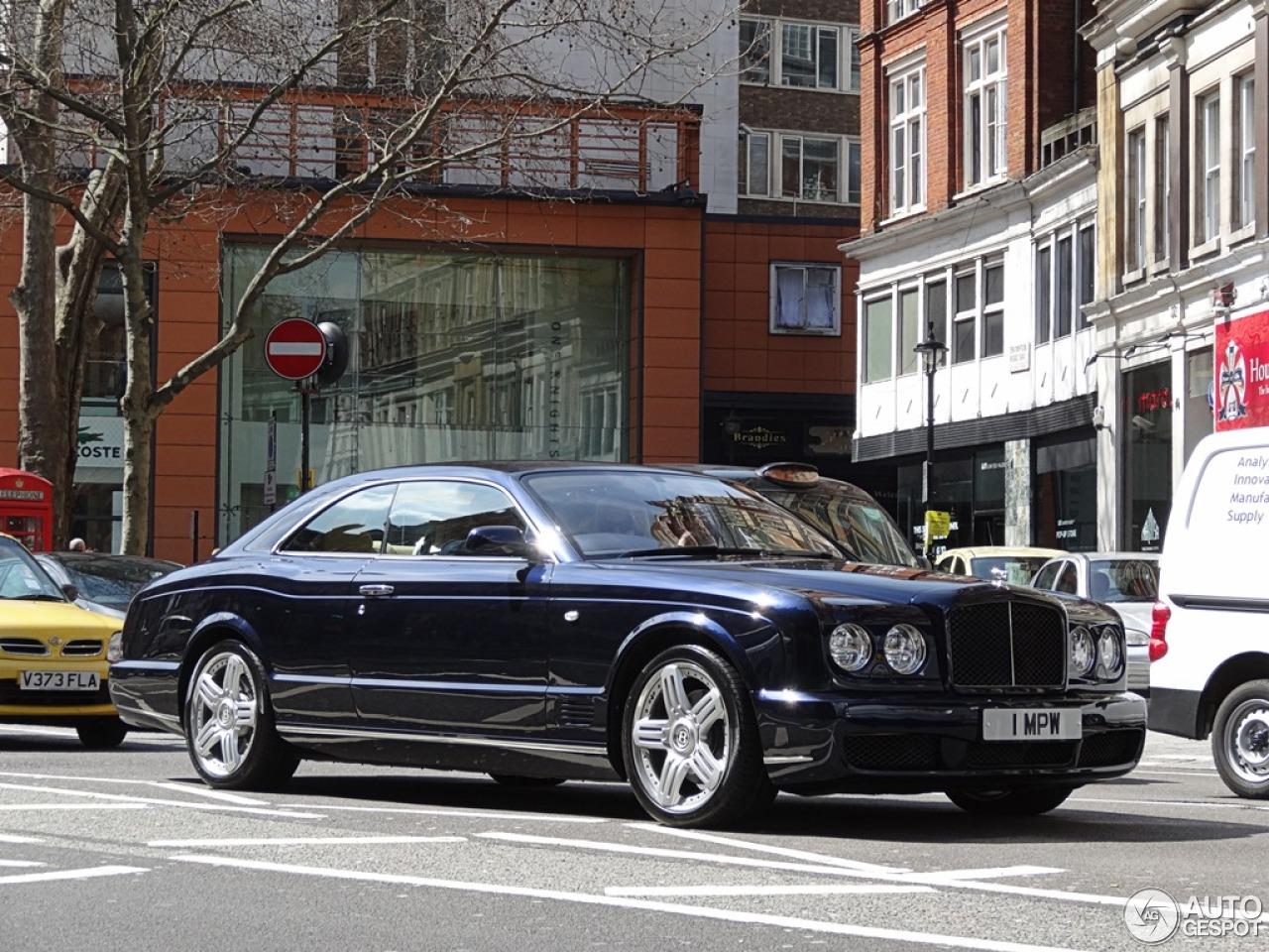 Bentley Brooklands 2008 14 June 2013 Autogespot