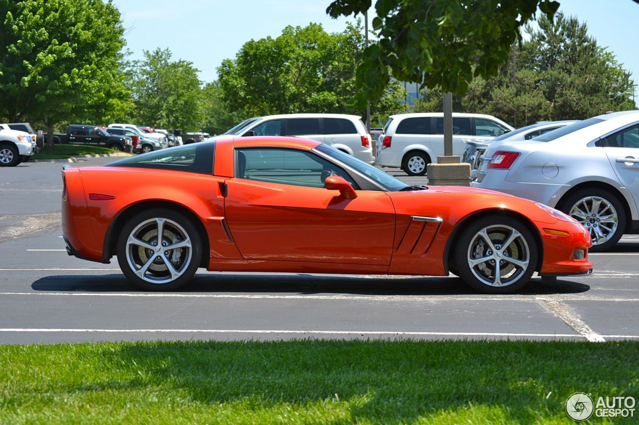 Chevrolet Corvette C6 Grand Sport 14 June 2013 Autogespot