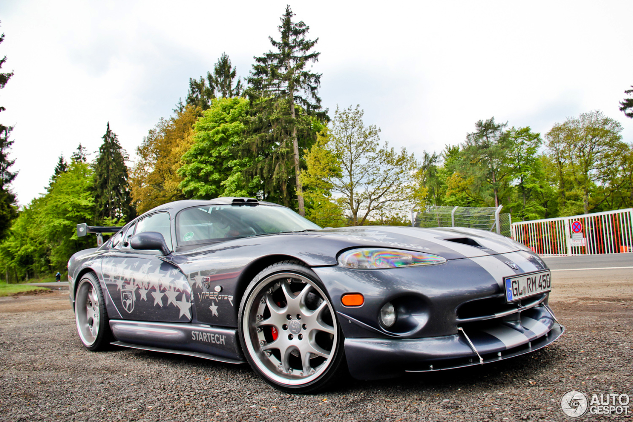 Dodge Viper GTS R - 14 June 2013 - Autogespot