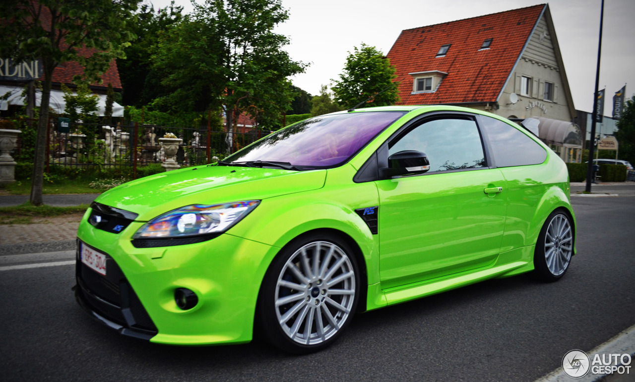 ford focus rs 2009 17 juin 2013 autogespot. Black Bedroom Furniture Sets. Home Design Ideas