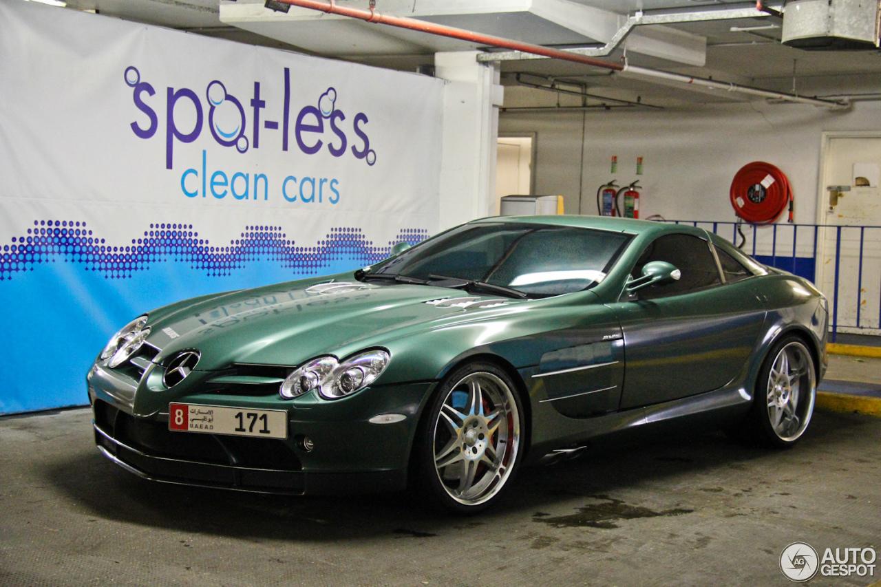 Mercedes Benz Brabus Slr Mclaren 17 June 2013 Autogespot
