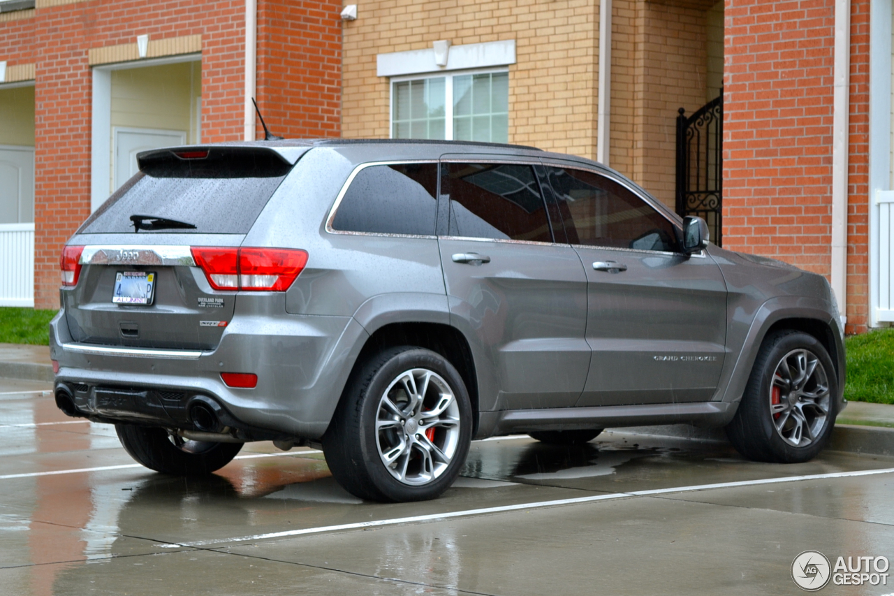 jeep grand cherokee srt 8 2012 19 june 2013 autogespot. Black Bedroom Furniture Sets. Home Design Ideas