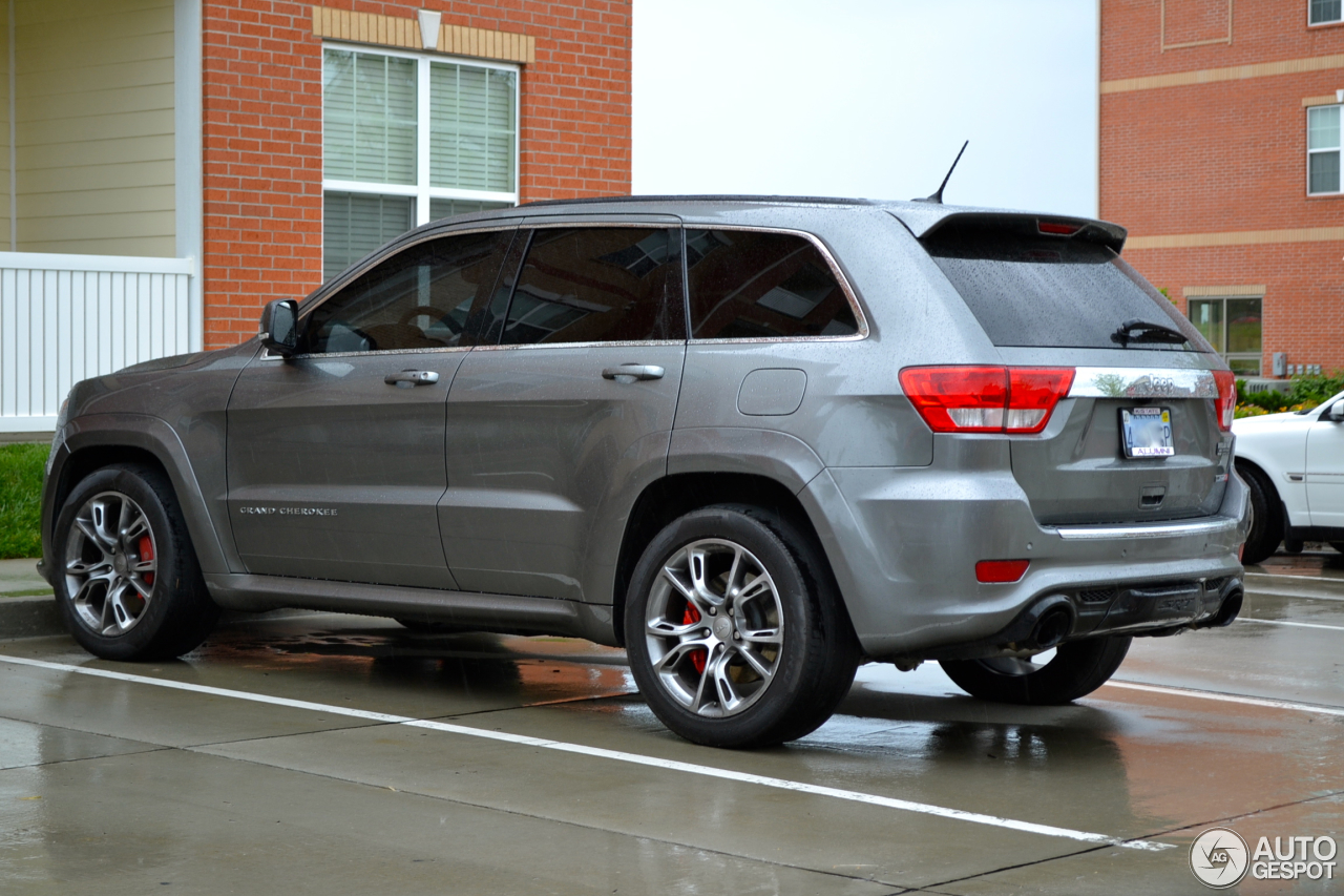 2010 Jeep Grand Cherokee Srt8 >> Jeep Grand Cherokee SRT-8 2012 - 19 June 2013 - Autogespot