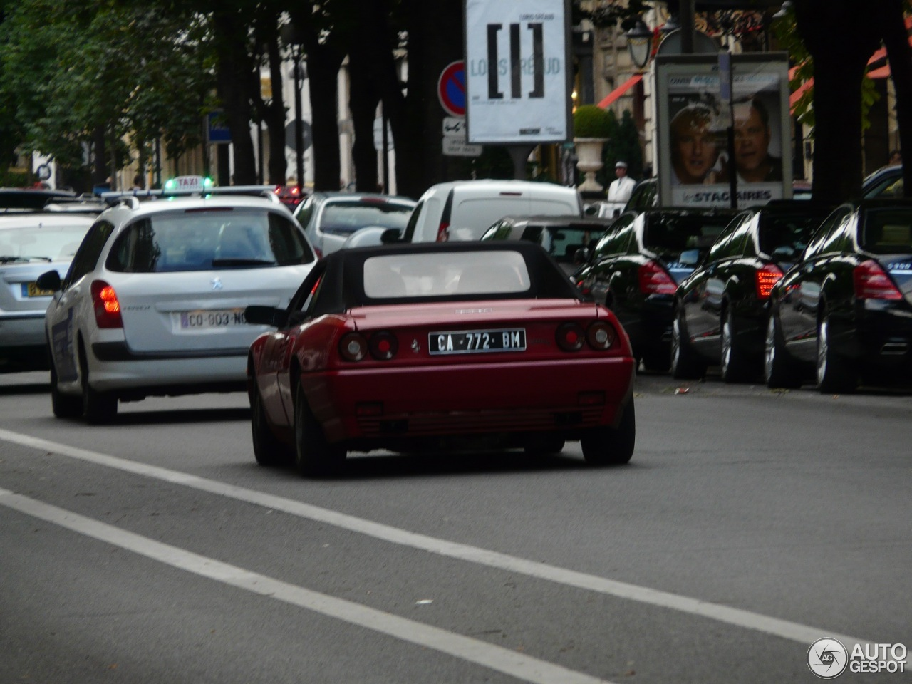 ferrari mondial t cabriolet 22 juin 2013 autogespot. Black Bedroom Furniture Sets. Home Design Ideas