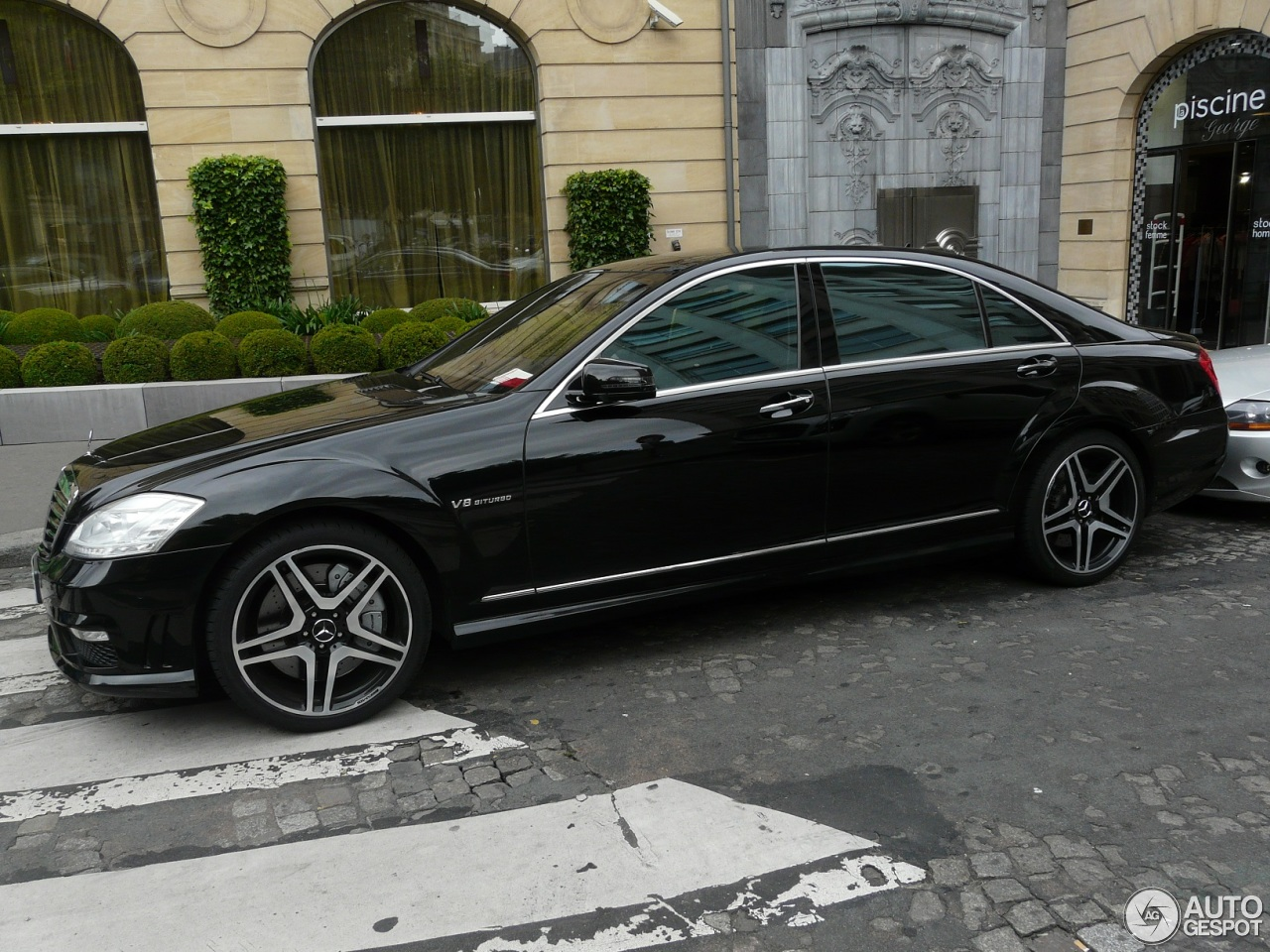 Mercedes Benz S 63 Amg W221 2011 22 Juin 2013 Autogespot