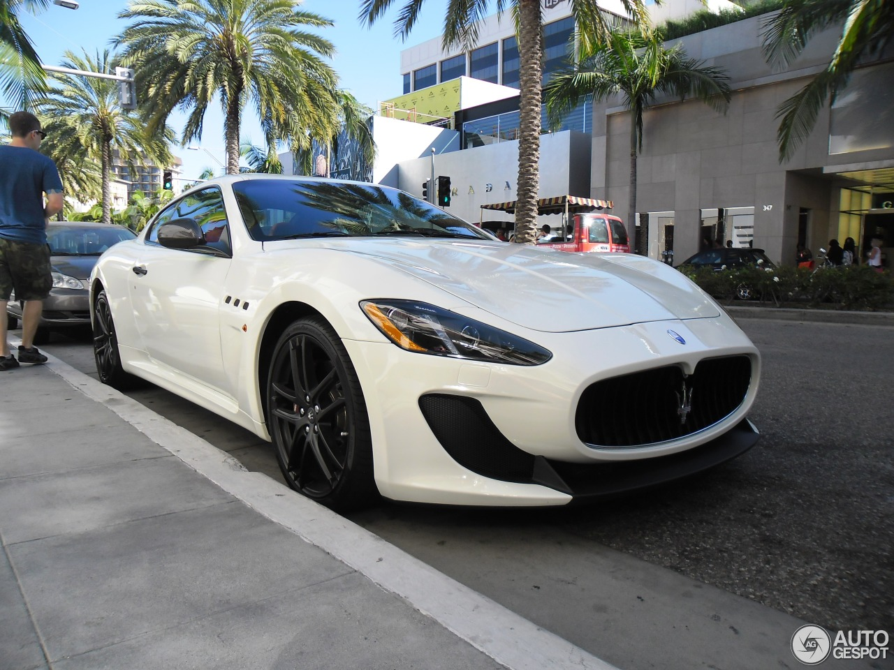 maserati granturismo mc stradale 23 june 2013 autogespot. Black Bedroom Furniture Sets. Home Design Ideas
