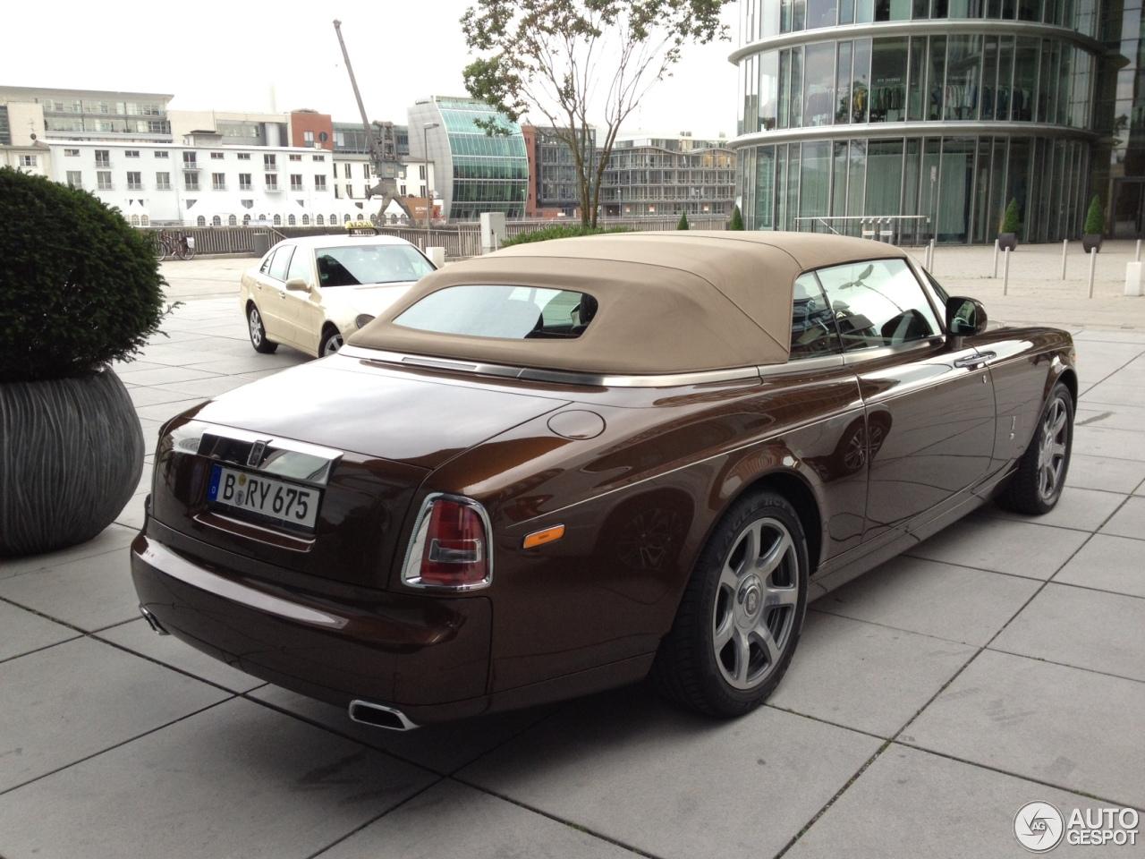 Rolls royce phantom drophead coup 23 june 2013 autogespot - Rolls royce drophead coupe ...
