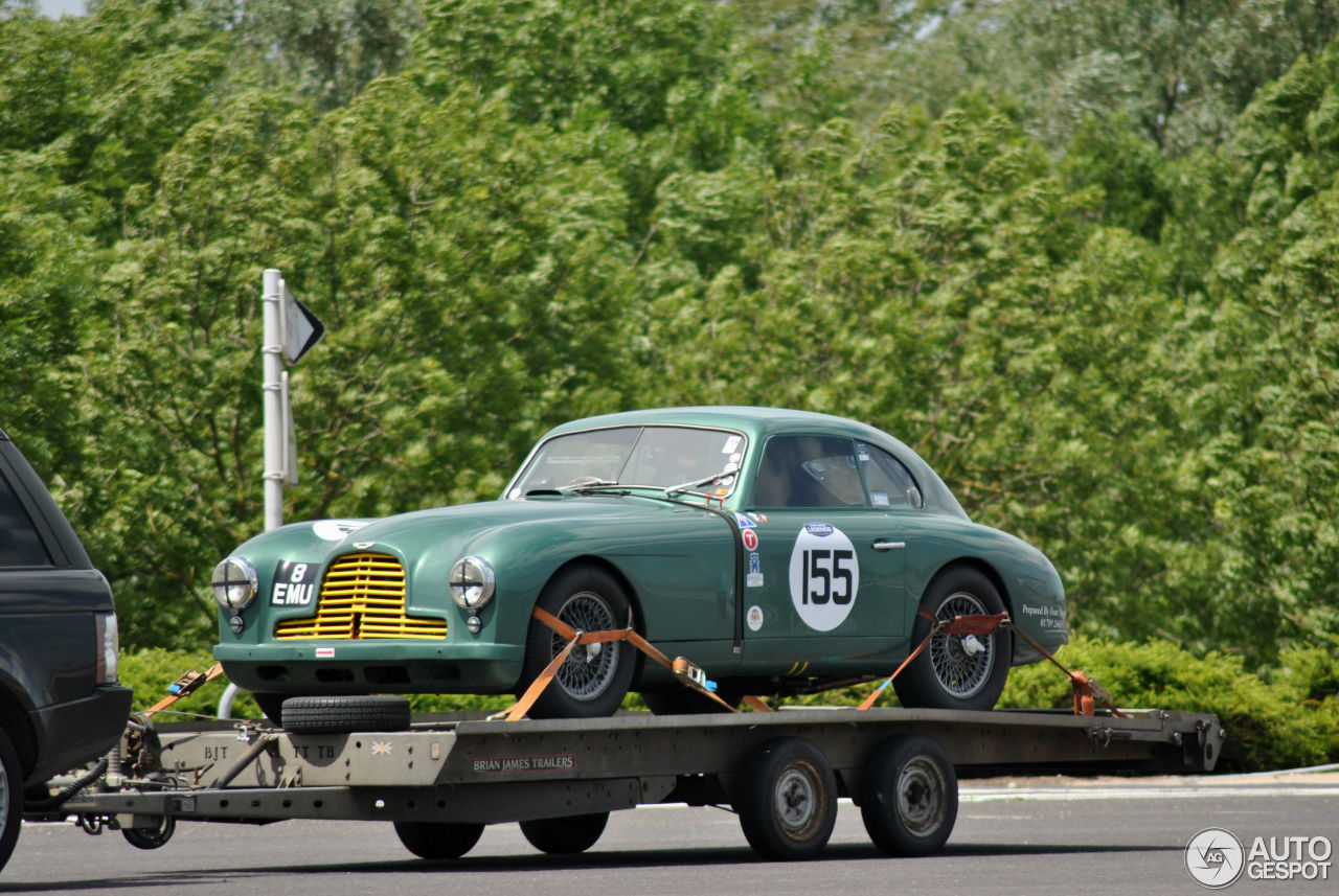 Aston Martin Db2 24 June 2013 Autogespot