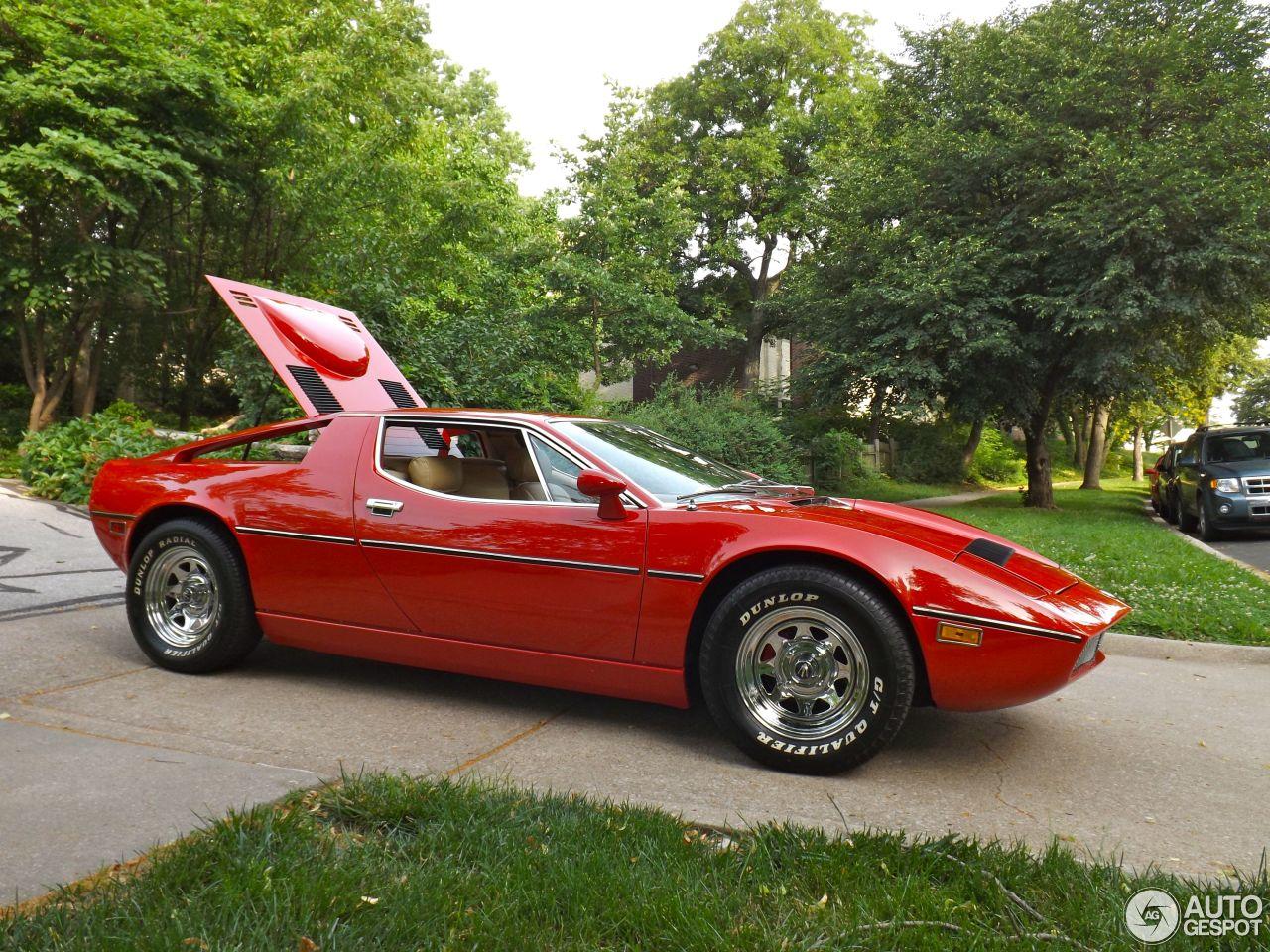 Maserati Merak 24 Juni 2013 Autogespot