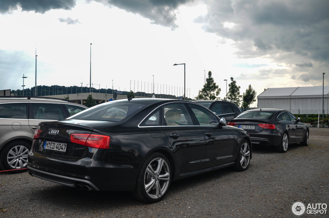 Audi S6 Sedan C7 25 Juni 2013 Autogespot