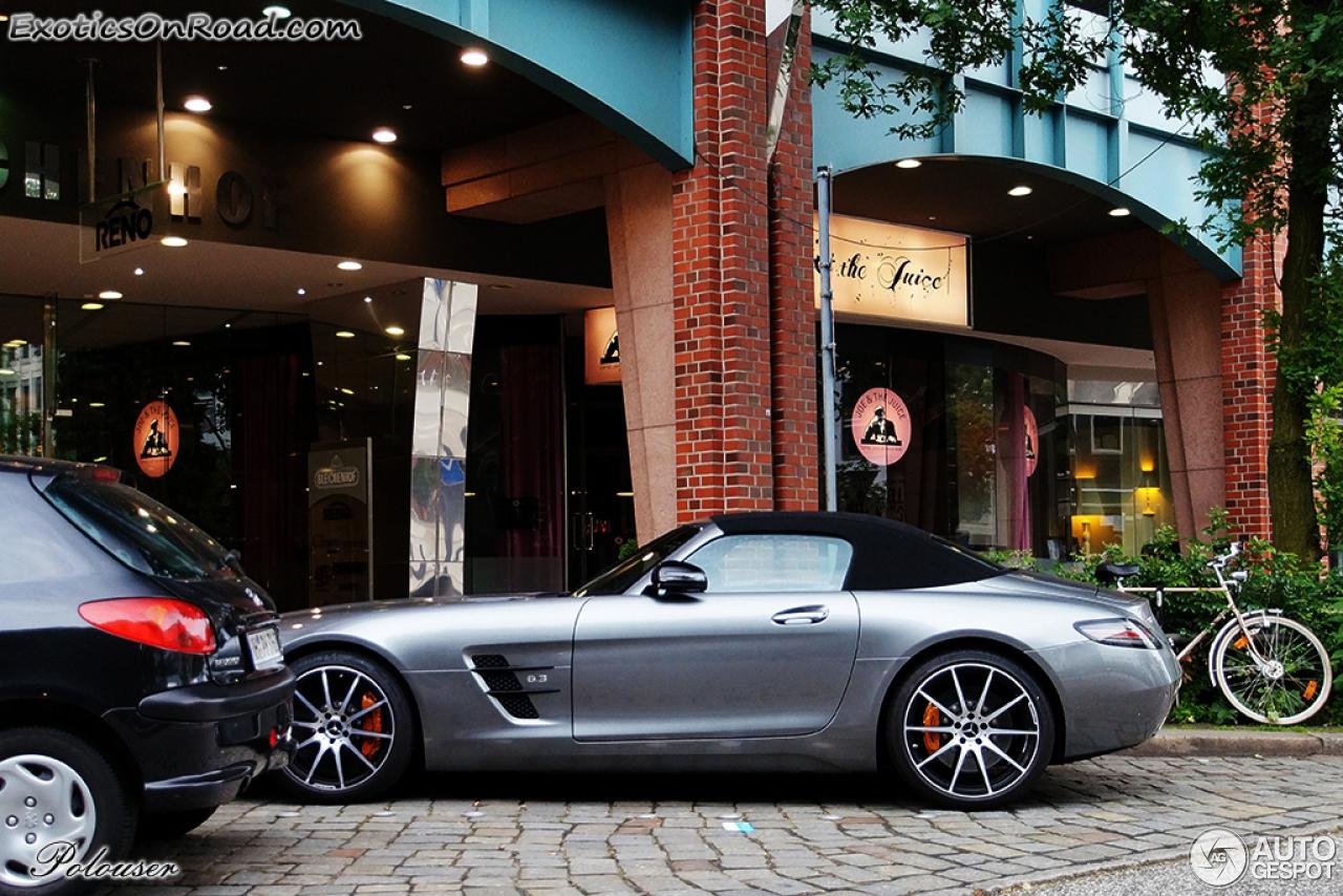 Sls Amg Roadster gt Sls Amg gt Roadster 5