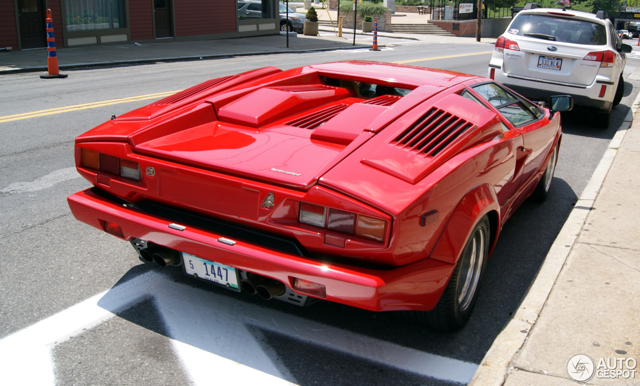 Lamborghini Countach 25th Anniversary 26 June 2013