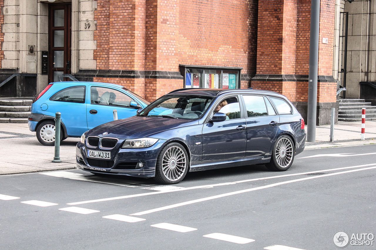 Alpina D3 Bi-turbo Touring 2009 - 27 June 2013 - Autogespot
