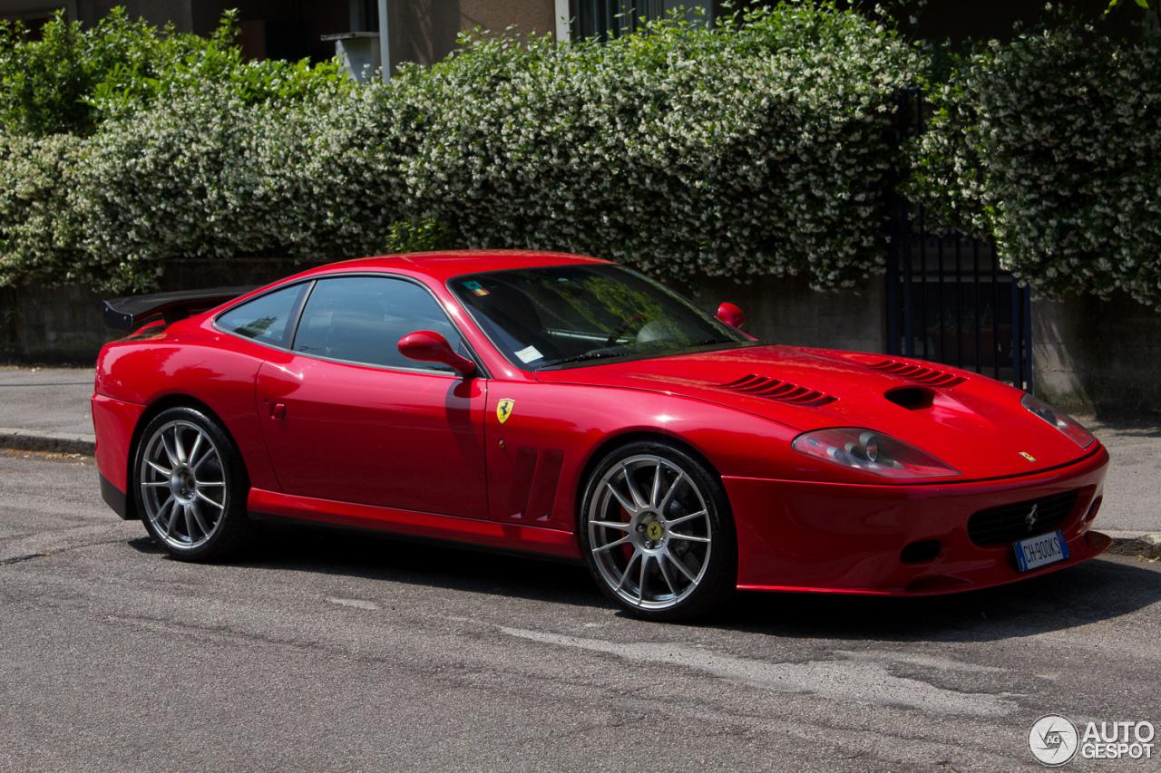 Ferrari 575 M Maranello 27 June 2013 Autogespot
