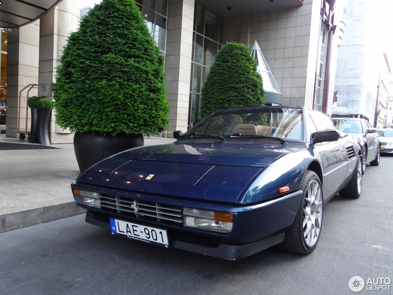ferrari mondial t cabriolet 27 june 2013 autogespot. Black Bedroom Furniture Sets. Home Design Ideas