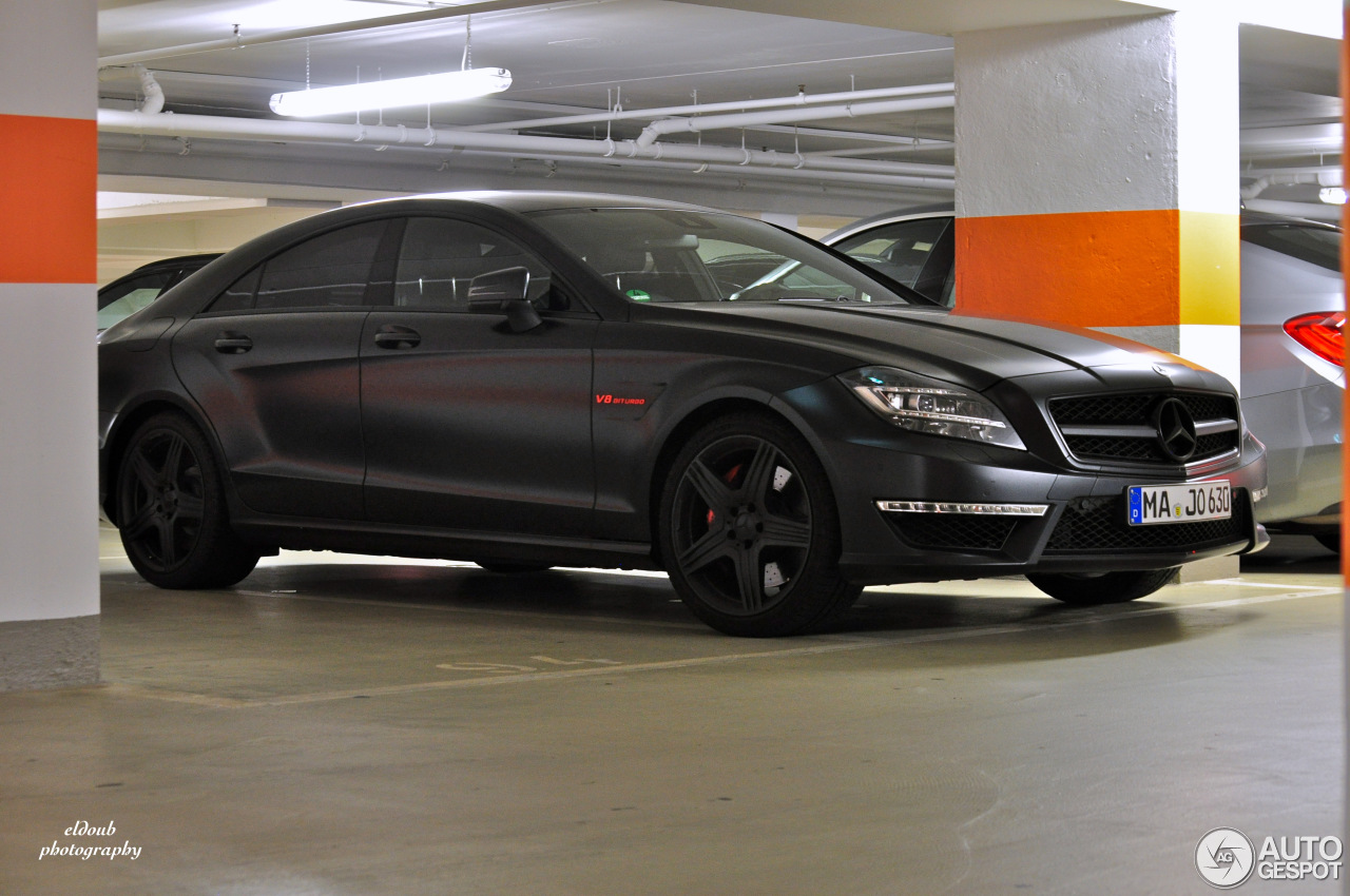Mercedes benz cls 63 amg c218 27 june 2013 autogespot for 2013 mercedes benz cls 63 amg