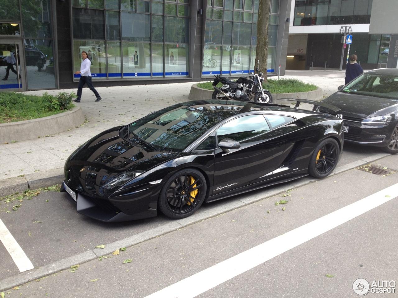 Lamborghini Gallardo Lp570 4 Superleggera 28 June 2013