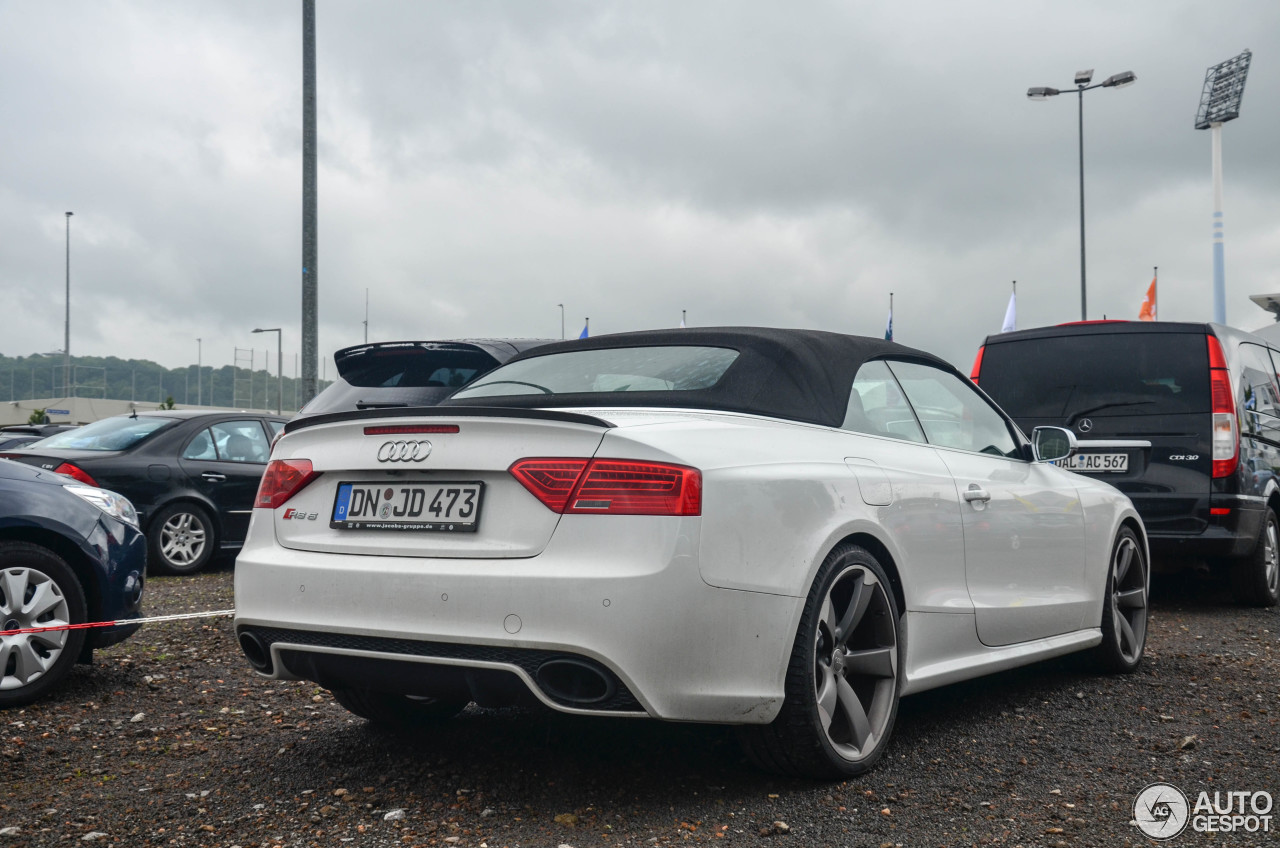 Audi rs5 cabriolet for sale 13