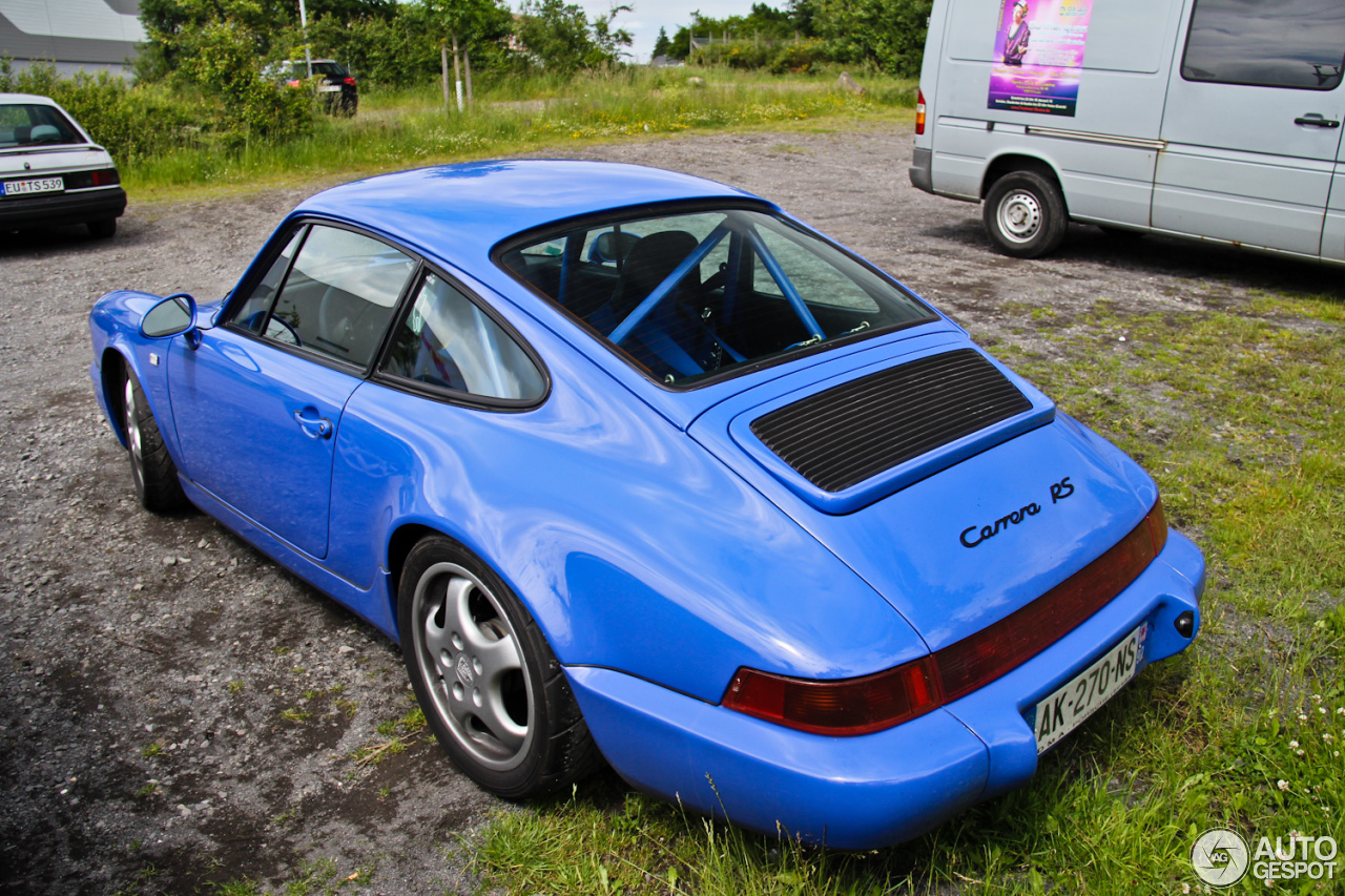 porsche 964 carrera rs 30 june 2013 autogespot. Black Bedroom Furniture Sets. Home Design Ideas