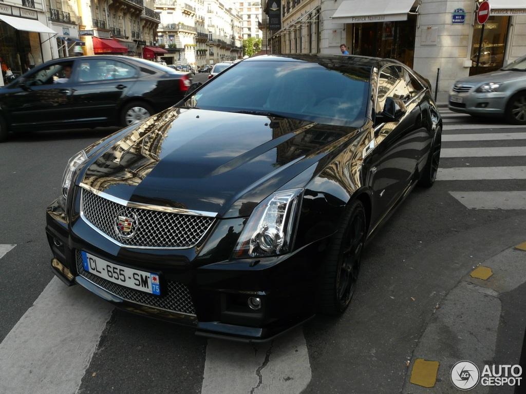 Cadillac CTS-V Coupe Hennessey V700 - 1 July 2013 - Autogespot
