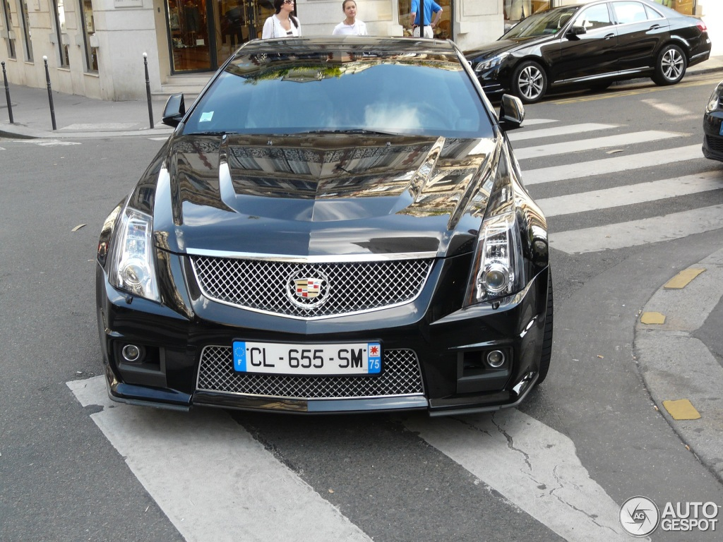 cadillac cts v coupe hennessey v700 1 july 2013 autogespot. Black Bedroom Furniture Sets. Home Design Ideas