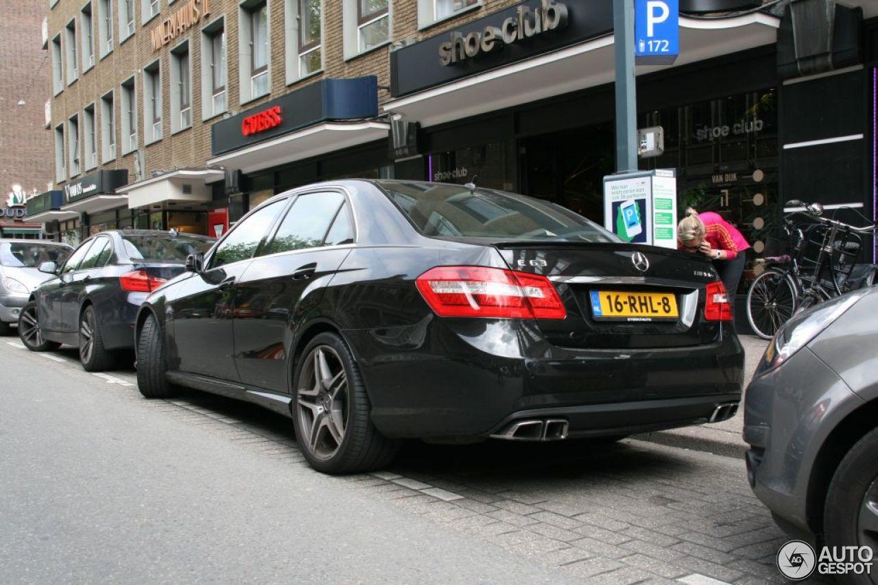 Mercedes Benz E 63 Amg W212 1 Juli 2013 Autogespot