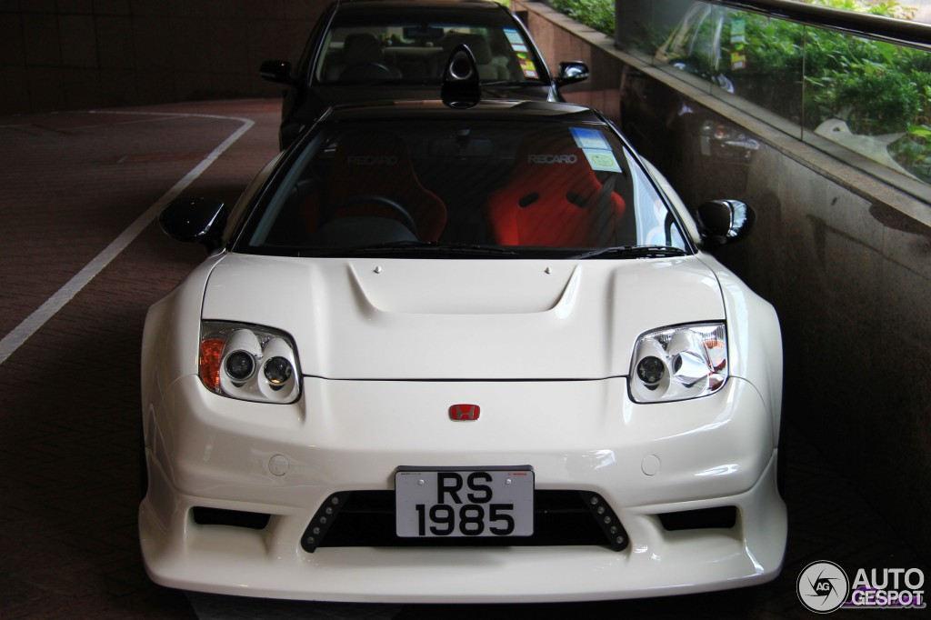 Honda NSX Type-R - 2 July 2013 - Autogespot