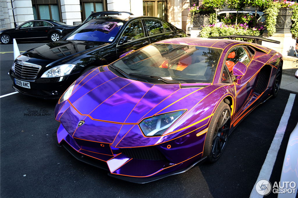 2 i lamborghini aventador lp700 4 lb performance nasser edition 2 - Lamborghini Aventador Chrome Purple