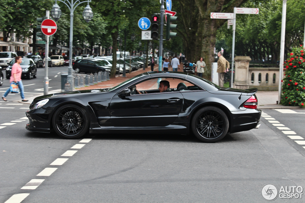 Mercedes Benz Sl 65 Amg R230 2006 2 July 2013 Autogespot
