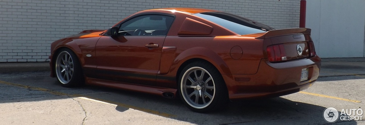 Ford Mustang Ronaele 350R 5