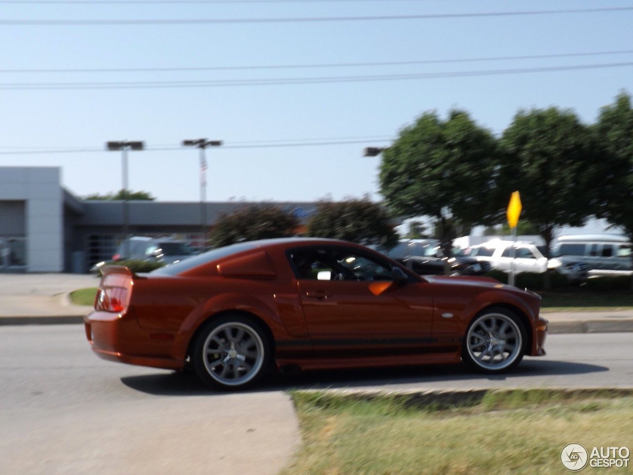 Ford Mustang Ronaele 350R 7
