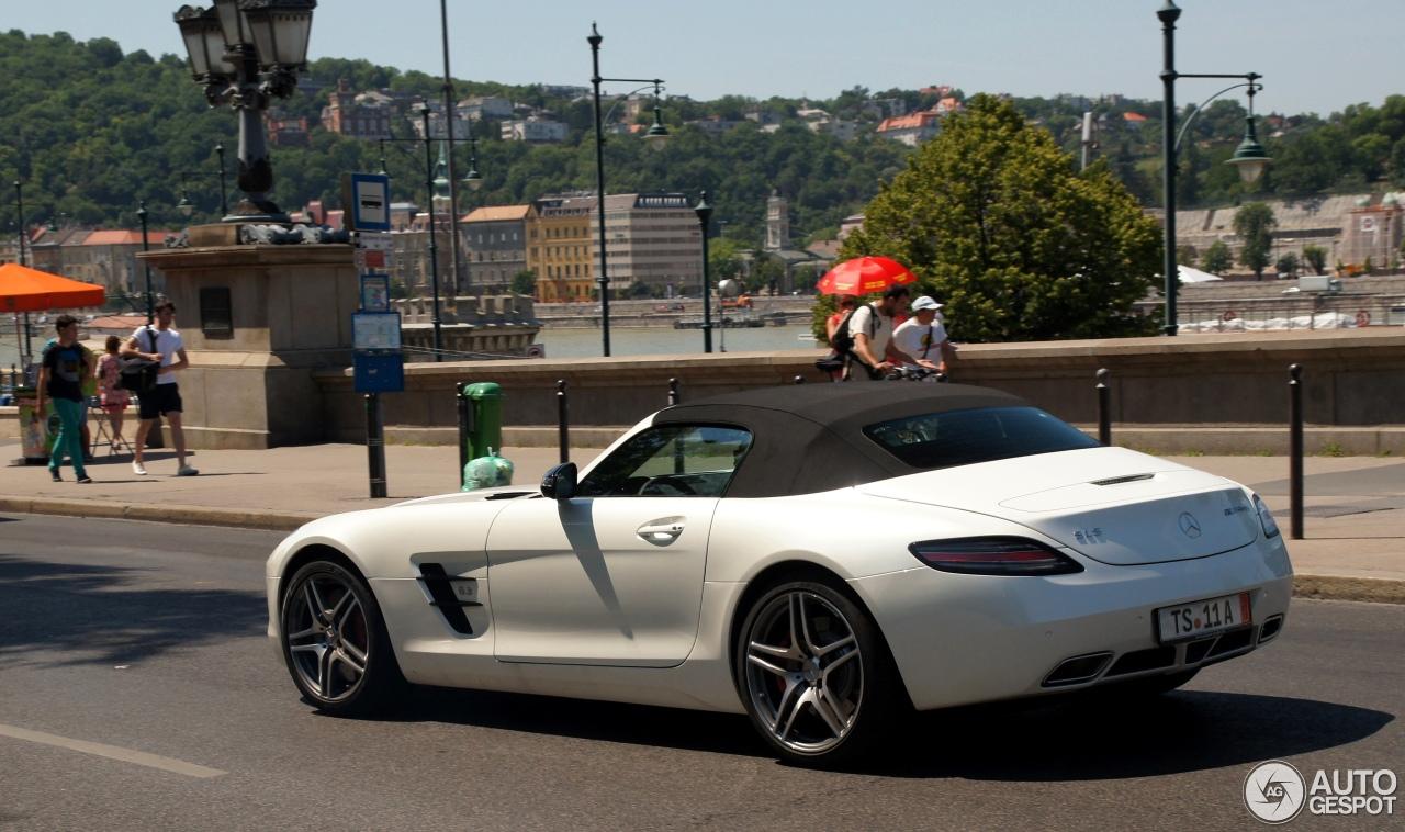 Sls Amg Roadster gt Sls Amg gt Roadster 3