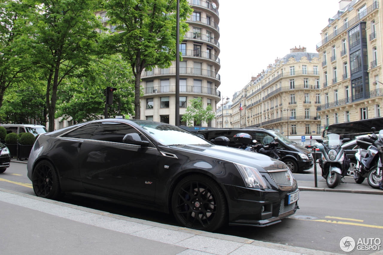 Cadillac Cts V Coupe Hennessey V700 5 July 2013 Autogespot