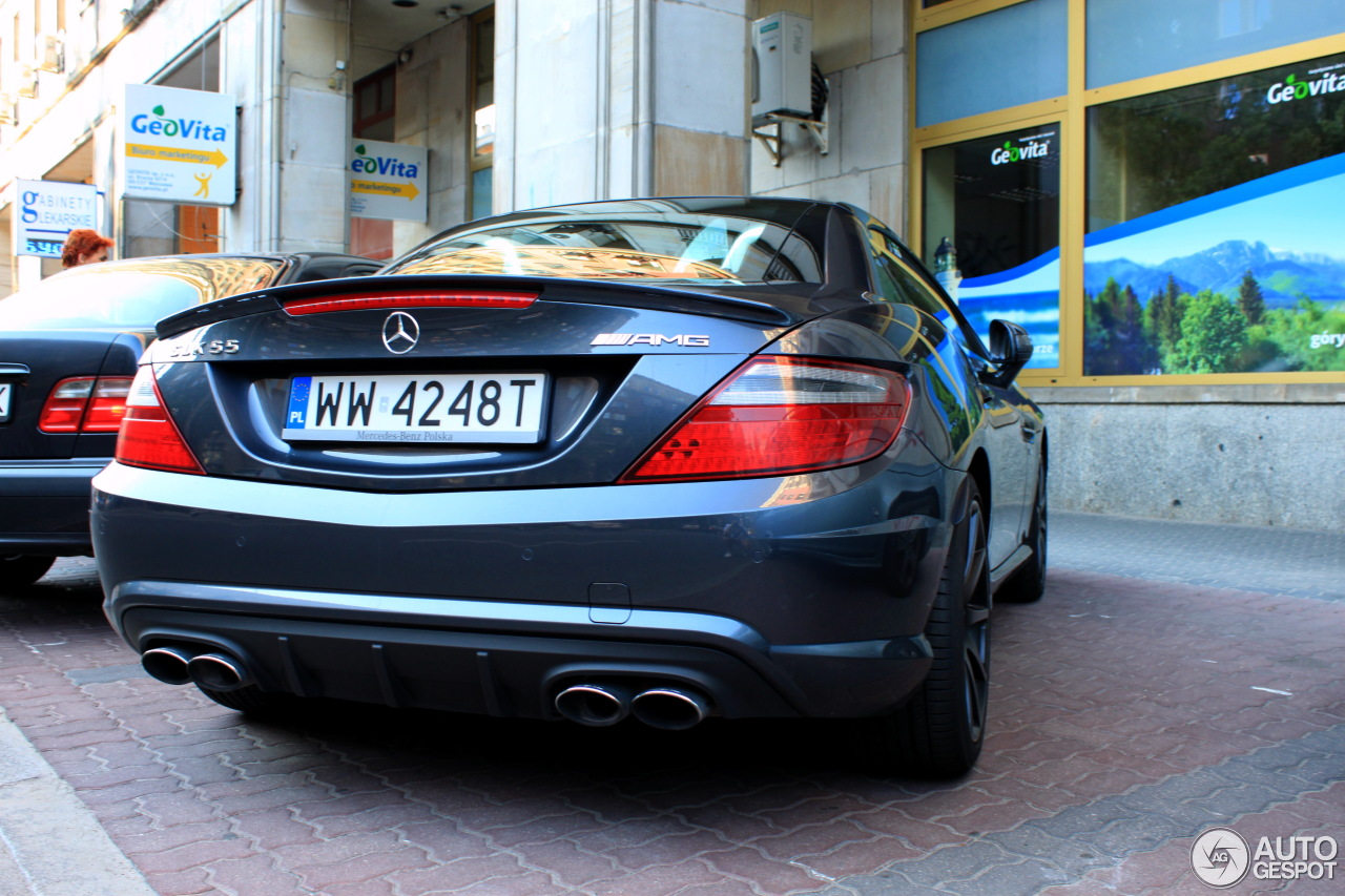Mercedes-Benz SLK 55 AMG R172 3
