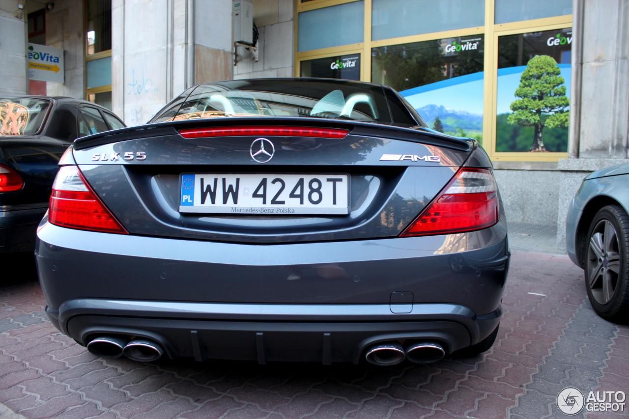 Mercedes-Benz SLK 55 AMG R172 4