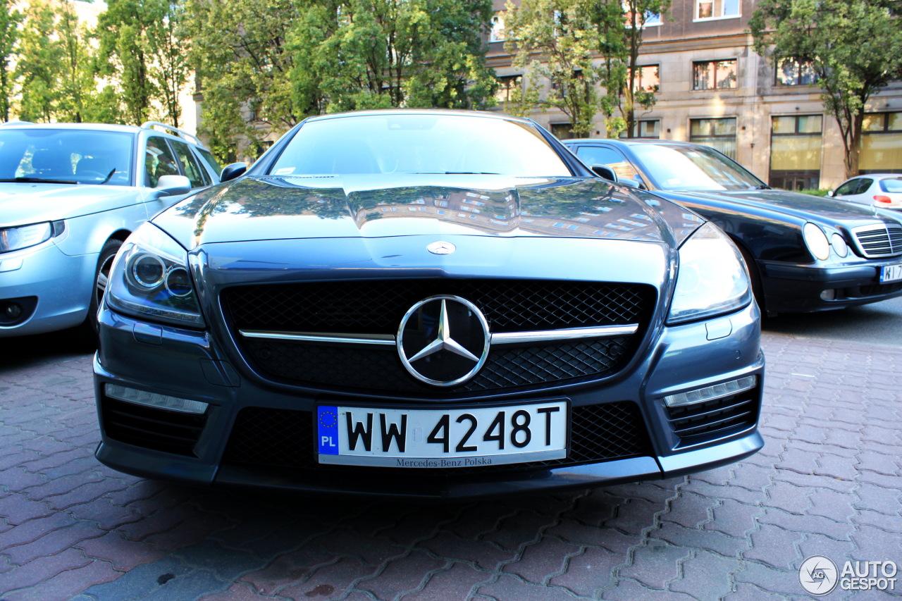 Mercedes-Benz SLK 55 AMG R172 7