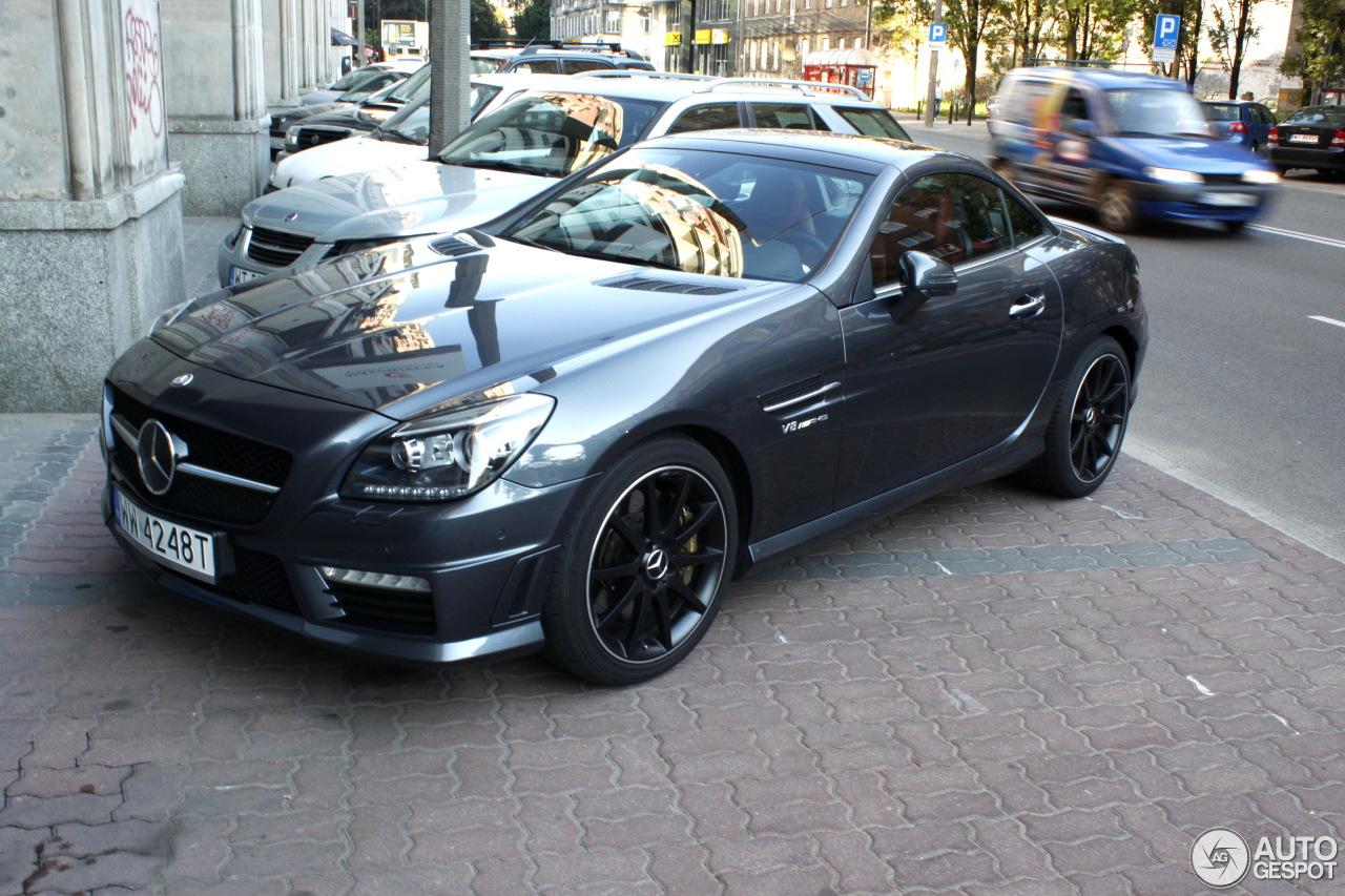 Mercedes-Benz SLK 55 AMG R172 9