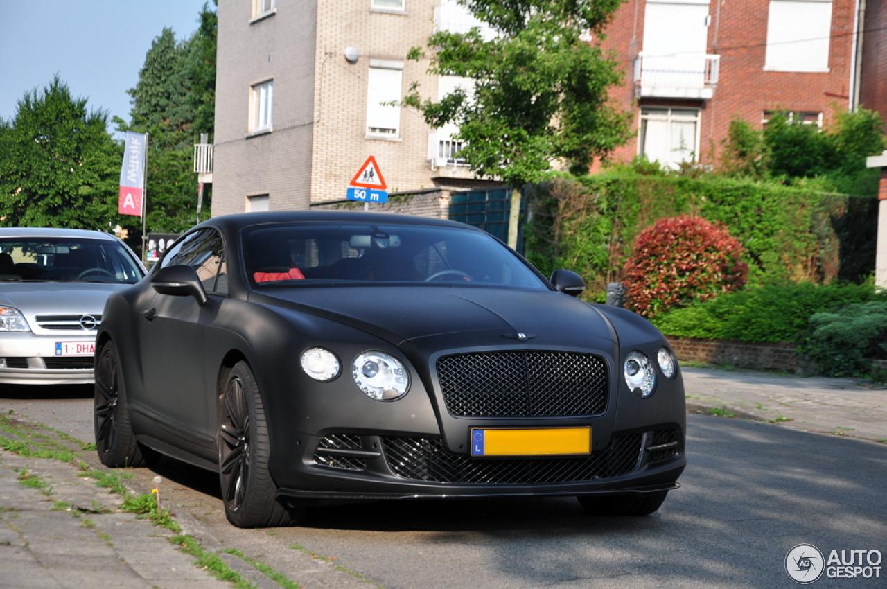 Bentley Continental Gt Speed 2012 6 July 2013 Autogespot